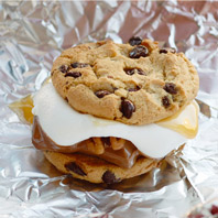 Caramel-Pecan CHIPS AHOY! S'mores