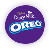 Cadbury Dairy Milk Oreo Bar