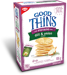 Good Thins Potato Dill & Onion