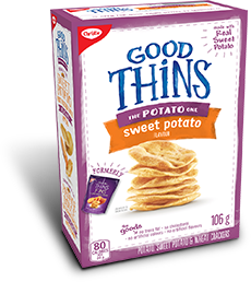 Good Thins Sweet Potato