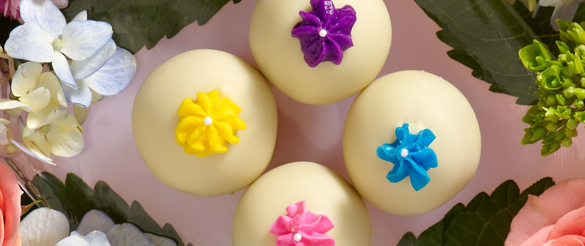 Lemon Blossom-OREO Cookie Balls
