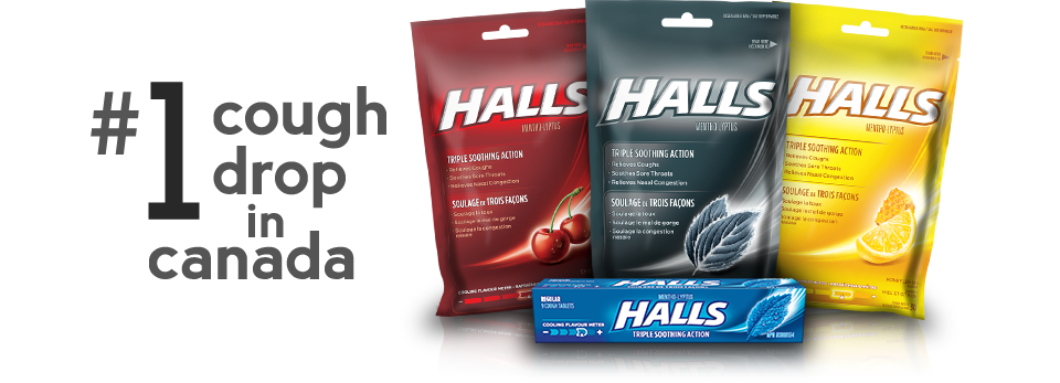 #1 Cough Drop in Canada