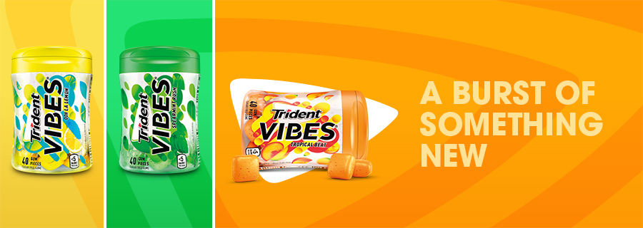 Trident Vibes - A Burst Of Something New