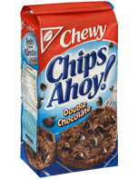 Chewy CHIPS AHOY! Double Chocolate