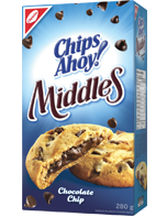 CHIPS AHOY! Middles Chocolate Chip