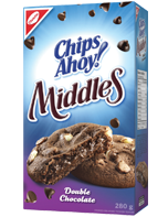 CHIPS AHOY! Middles Double Chocolate