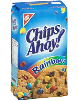 CHIPS AHOY! Rainbow