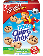Mini CHIPS AHOY! Snak Paks