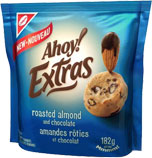 AHOY! Extras Roast Almond and Chocolate