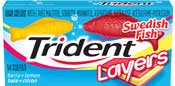 Trident Layers Swedish Fish
