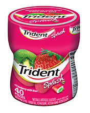 Trident Splash Strawberry with Kiwi