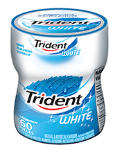 Trident White Peppermint