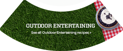 Outdoor Entertaining Recipes